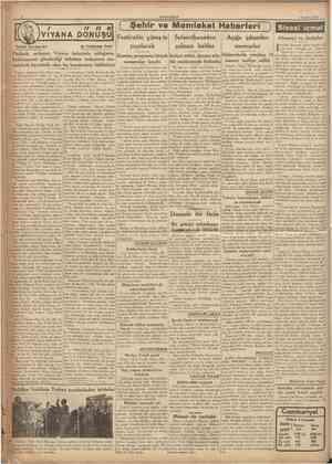 5 Temmuz 1936 CUMHURİYET 5ON 1ELEFON MABE RLER TELCRAF Hâdiseler arasında Milletler Cemiyetini saran facialar v« TELSİZLE...