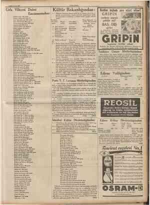CUMHURİYE1 12 îkinciteşrin 1936 1937 O DE Li Radyolarını dinlemelisiniz. Şimdiye kadar hiç bir radyo sesin randımanını bu...