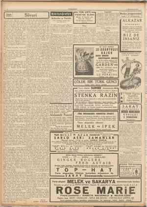 CUMHTJRİYET 2 Birincikânun 1936 rrKUçük hikâye ouvarı O •• • Bibliyoğrafya Balkanlar ve Türklük Uulus Basımevi. Ankara 1936.