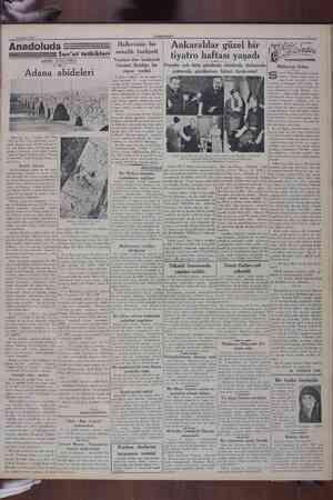 16 Şubat 1897 Anadolud AMİD Adana Adanada çai — hamami (H 9 1529 da Pir Pasa tarafından yaptınl- aruştır. Bundan başka...