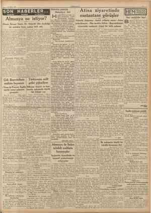 29 Mavıs 1937 CUMHURİYET SON TELEPON HABERLER TELCRAF HâdiseJer arasında Hatıralara dair aydar Rifat tarafından yapılan...