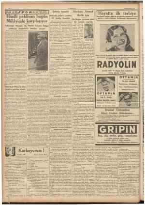 CUMHÜTRÎYET 29 Birincîteşrln 1937 JÜtiti Şehrin tenviri Muhtelif yerlere yeniden 273 lâmba konuldu Şehir meclisinin geçen...