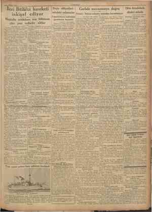 20 Nisan 1938 CUMHURÎYET Ileri Ihtilâlci hareketi inkişaf ediyor Madridin müdafaası için hükumetçiler yeni tedbirler aldılar