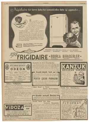 10 CUMHURÎYET 40 Nisan 1938 bir kerre daha her zamankinden daha ii|i ıjapmıştır . i e m guze!liğinı,\ Tıem faydannğını tezyit