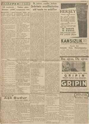 CUMHURİYET 20 Eylul 1938 om Lik maçlarının Türkiye güreş fiküstürü çekildi şampiyonası bitti Müsabakalara 2 teşrini Ankarada