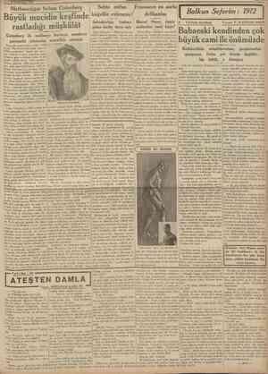 12 Birincikânun 1938 CUMHURÎYET Matbaacılığın babası Gutenberg Büyük mucidin keşfinde rastladığı müşkülât Gutenberg ilk...