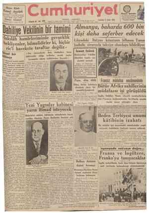 Beyaz Kitab 1881 1938 Büyük Atanm fevkalbeşer hususiyetlerini yasatan en kuvvetli eserdir. Yazan: Haluk Cemil TANJU Kemal...