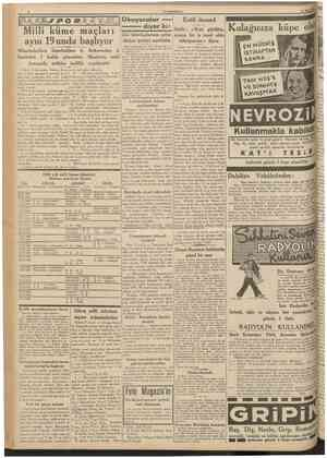 CUMHURİYET 10 Mart 1939 Halıc Fenerınde A. Kaya Elhaltıoğlu çıGeçen sene temmuzunun yırrni sekivı fabrıkası namına aldığımız