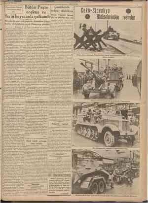 21 Mart 1939 CTJMHURİYET Çanakkalede Bütün Peşte badem yetiştiriliyor coşkun ve Ziraat Vekâleti bunun derin heyecanla...