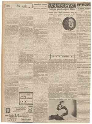 CUMHLiiİYUT 5 Mayıs 1939 Ilk aşk Bursadaki cinayet Soğukpınar Nahiye Müdiirü nasıl öldürüldü? RADVO Ebediyyen...