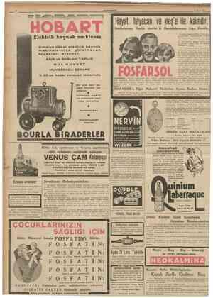 12 9 Mayıs 1939 Doktorlarımız Tasdik Ederler ki Hastahklarımızın Çoğu Ruhidir. Hayat, heyecan ve neş'e ile kaimdir. >JL....