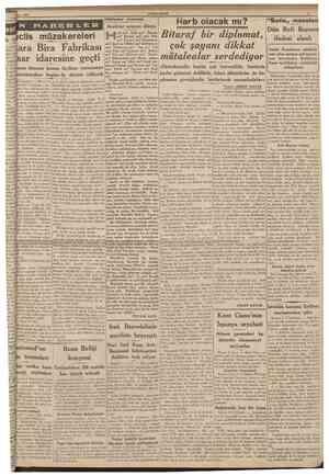 7 Temmuz 1939 CUMHURÎYE1 Hâdiseler arasında Anahtar arayan dünya Harb olacak mı? Satie,, meselesi '99 Dün Refi Bayarır...