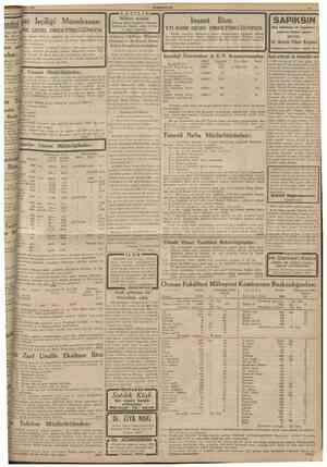 22 Temmnz 1939 CUMHURflTET 11 înşaat îşçiliği Münakasası ETİ BANK GENEL DİREKTÖRLÜĞÜNDEN: Bankamızın Artvin Vilâyeti...