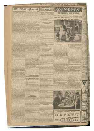 CUMHURİYET 23 Temmuz 1939 Gönül eğlencesi Cahid Sıtkı Tarancı Mekteblere girme şartları Akşam Ticaret mektebleri ( ASKERLİK
