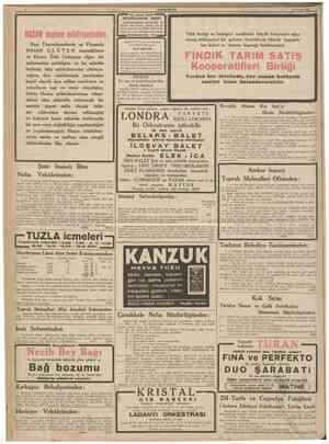 ( Son dakika ) Nevyork, 17 (Sabaha karşı) Hava, kara ve deniz Erkânıharbiye Reislerile Harbiye ve Bahriye Nazırları Cumhur