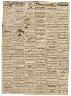CUMHURlYET 27 Birîncikânun 1939 ADLiYEDE VE' = ( Şehir ve Memleket Haberleri ) = MAHKEMELERDE «Dolmuş» taksi Zahire ihracatı