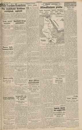21 Temnraz 1940 CUMHURlYET O IV itlcr, son nutkunda, Almanyanın zaferini tebarüz ettirdikten ve hâdiseleri kendi pörüşünden