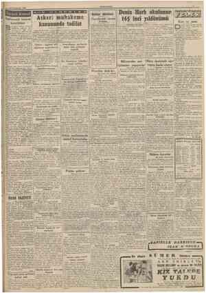 19 Ikincitearin 1940 CUMHURÎYET Siyasî icmal tngilterenin taarruz hazırlıkları SON İstanbulda yakın kıyılar arasında...