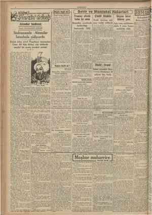 CUMHURİYET 27 Mart 1941 jDoğria değil mi?|Hayvanları himaye Gazeteler, Hayvanlan Himaye Cemiyeti azasının son zamanlarda...