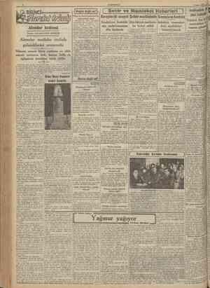 9 Nîsan 1941 CUMHURTYFÎ Irakdaki dahilî ihtilâflar alkanlarda harbin bütün şiddetile devam ettiği, bütüD diinya bu harbin...