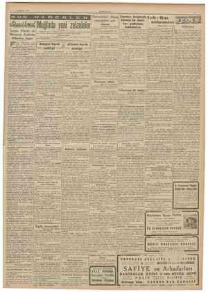 1 Ağustos 1941 CUMHURİYE'ı SON ( Başmakaleden devam ) Bizce şimdi Sovyetlerle Lehistan araNevyork 31 (.ı.a.) AmeriKan ajans