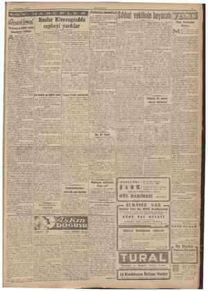 8 öuncikântm 1944 CüîviHURitET Ba$tarafı 1 tnct sahifede tehdr «denlerin artık Polonya namlna söz söylemeğe hakkl yoktur. Bu