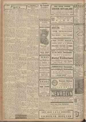 CUMHURIYET 9 Snbat 1944 Hlkâye Çocuğunun k«ıdistnılen olmadığını öğK«snal SünnetçloglunuTi on Ikl sene renen bir koca,...