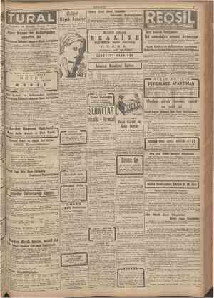 18 Şubat 1944 ••.. CUMHURİYET ••,: ••..?:.; , < • • • t TURAL .• •••:;•• , ! v ' • * • / ' . . • f i i f ' ı i f t ' . i i :