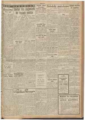 27 Haziran 1946 CUMHURIYET SON Atlama usulii ortaya atıyor, ve bir üçüncüsü ttalya A»Ti3tnrya veya ttalya Fransa hududuno...