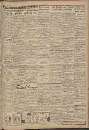 6 Temmuz 1946 CUMHURÎYET devam ttrmek kabfl olur.> Baştarafı 1 inci »ahiftd* Adnan Menderes ile Fuad Köprülü Böylece peykler