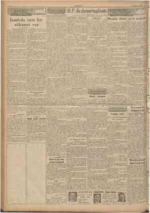 CUMHURÎYET 21 1946 .P.dedaimîtoplantı Baştarafı 1 feıd sahijede karıda arzedilen afrr şartlar altında m«vzD seçim işi...
