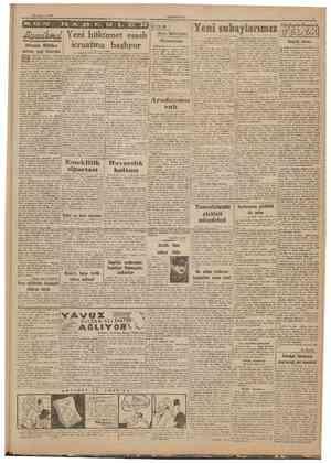 """31 Ağustos 1946 CUMHURİYET SON """"""""». T Genelkurmay Deniz Müşaviri TümamiUlus meydanına gelerek istiklâl mar. ral Necati..."""