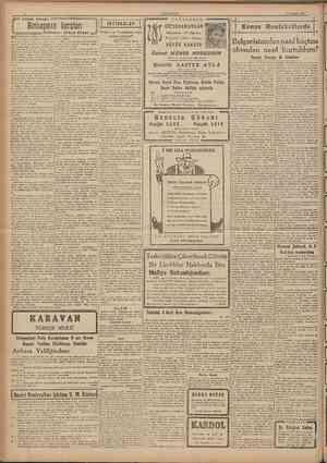 CUMHURÎYET 13 Ağnstos 1947 Küçük yun Hikâye ııınayc BinSıaşının borçları | NakScden : Hstice Vildan = = ^ ^ IKTIBASLAR...