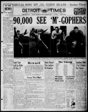IN THE NEWS j i ' Saturday Symposium v * : j \ Superior Court Thus. M. Foley, Judge C ity Hall, San Francisco, Oct. 14, 1941.