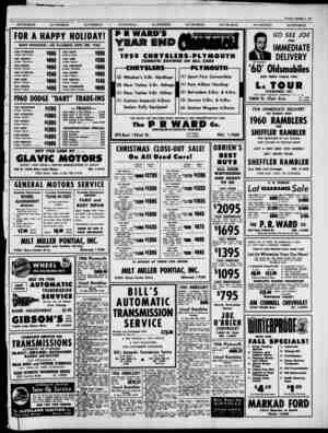 1955 PLYMOUTH 4-door Stick Shift________ 1957 RENAULT 4-door Economy ________ 1956 DODGE Station Wagon____ ______ 1953...