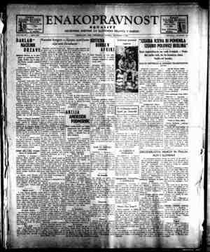 Enakopravnost Gazetesi 2 Aralık 1942 kapağı