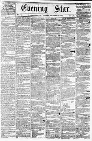 the evening star washington. d. c., tuesday. december 22, 1857 MATKl MOM AL MANAGEMENT. Mow .Not To l>e It. Stem? A Temple of