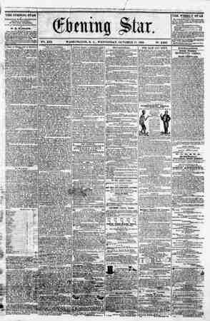 J#* t IK V> ^ t ?i . / c .jw * ? * MM I ? fl - ? 1 ?* .'v ** II ?? \?y. XVI. WASHINGTON. D. C.. WEDNESDAY. OCTOBER 17. 1860.