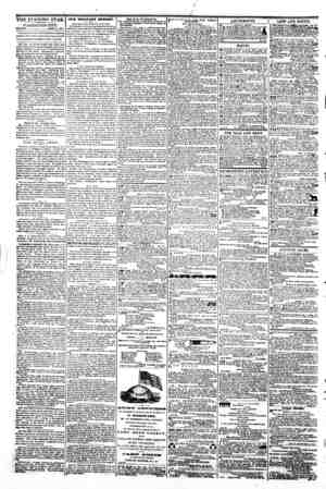 THE EVENING STAR. <m ^ WASHINGTON CITY: FRIOAY i?|Mt 9, 1901. On Fbiixm at tbe arloua military '-imp* and poaitioni will...