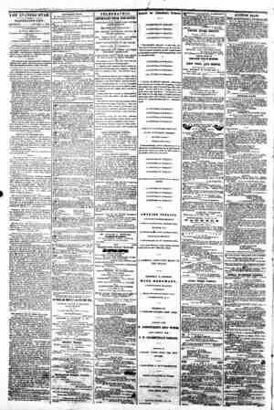 THE EVENING STAR. WASHINGTON CITY: HATCROAY JAMrARY 4, 1M?. JOB PRINTING Of F.thi DiiciifTion with neatnw* and dispatch on