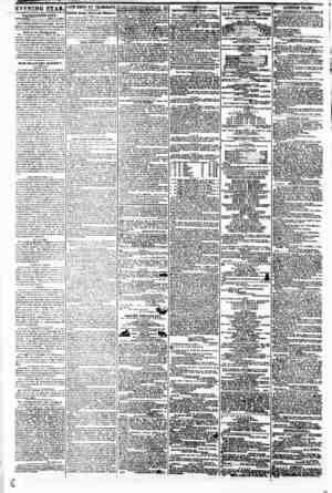 """KVFNING STAR. WASHINGTON CITY: THtR^PAT MAY lt 1868. j?7""""J* ending matm on evtty p?*e. 9ee onttlde for Interesting..."""