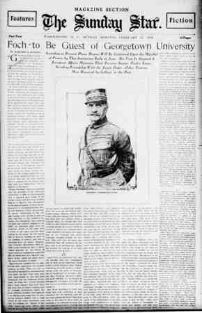 ______ MAGAZINE SECTION . I E3 fl)c ^urataj Pbtf. E3 Part Four WASHINGTON, I). SUNDAY MORNING, FEBRUARY 23, 1919. 12 Pages