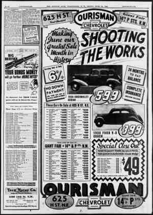 SALE—AUTOMOBILES. __ (Continued.)_ PLYMOUTH 1935 6-passenger sedan; gun metal gray paint, spotless cloth upholstery,...