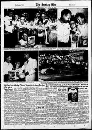 Washington News $f)C Jitmdmj ptaf WASHINGTON, D. C., JULY 10, 1949 Educational * A—17 THE WINNER AND NEW CHAMPION—Alfred E.