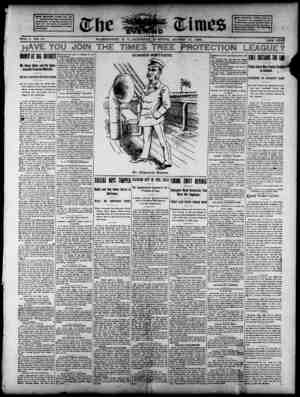 The Evening Times Gazetesi 17 Ağustos 1895 kapağı