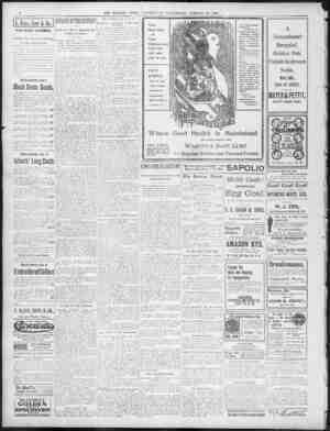 r = t1 8 THE EVENING TllLP TIMES S WASHINGTON WEDNESDAY WFDNESDAYoJANUAR JANUARY 23 1901 I S Sir Kann KallnSons Sons Go GoTHE
