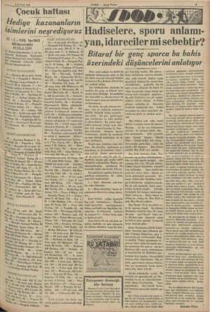 """4 ŞUBAT 1936 17 .1.935 tarihli bilmecemiz Bi KULLÜK İ'L D*_'İl'u bulanlardan, 1 nci he- A'""""""""""""zi Beşiktaşta Köyiçinde Si..."""