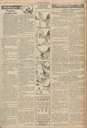 """eni li 1 Birinci kânun — 19396 ZAEEBERSER ji """"Aleksandr"""" elinde bir sehpa ile i- çeri girdi, Karı koca önüme birtakım bir..."""
