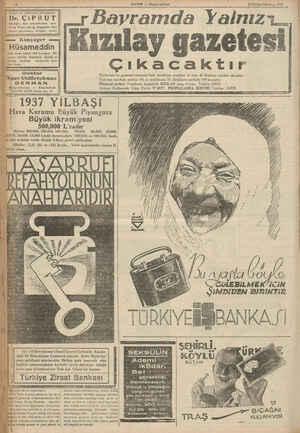14 HABER — Aksam postasr 12 Birinci kânun — 1935 İşrezezmamezsass sazstemesasasszssenzşeem22tesrs2earRetenızn) : Cildiye ve