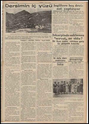 18 HAZİRAN — 1937 Dersimin iç yüzü , asi bir tarihin oğludur. Elindeki sürünün mazisini karıştırmaya gelmez. Onun sütünü...